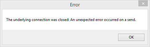 image of error