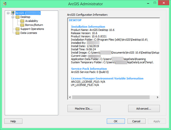 How To: Validate TLS 1 2 connections for ArcGIS Desktop