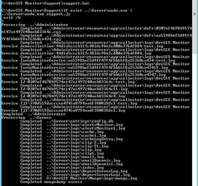Image of the command prompt