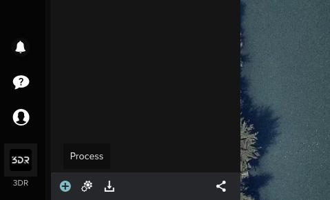 Click the Process button