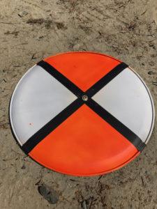 Image of a GCP target