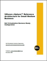 VMware vSphere™ Reference Architecture for Small Medium Business