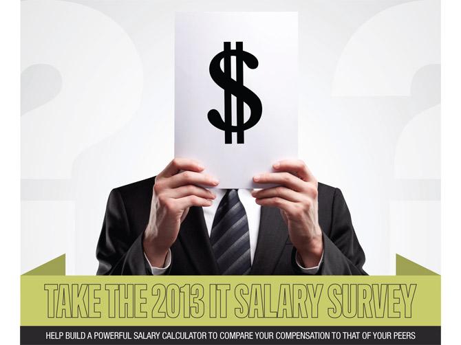 2013 IT Salary Survey