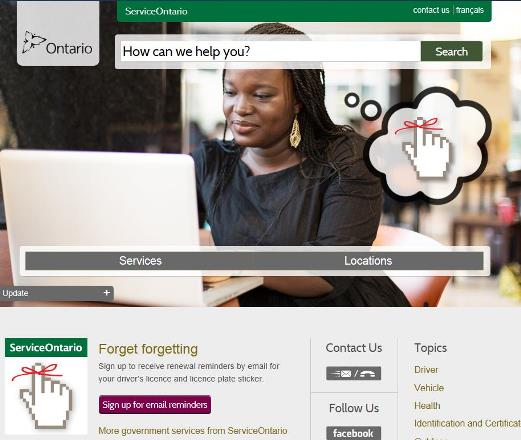 Serviceontario Hit By Complex Computer Problems It World Canada News