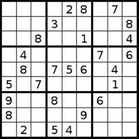 Sudoku Experte