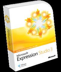 Expression Studio 3 box