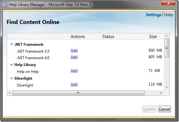MS Help 3 Find Content Online