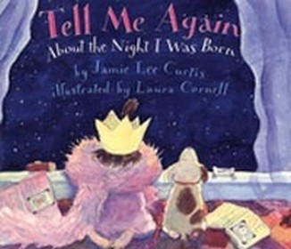 Cover: Tell Me Again about the Night I Was Born