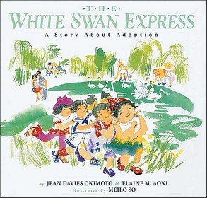 Cover: The White Swan Express
