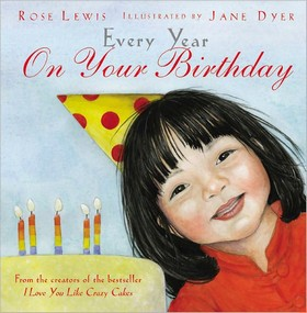 Cover: Every Year on Your Birthday