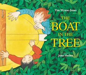 The Boat in the Tree Cover