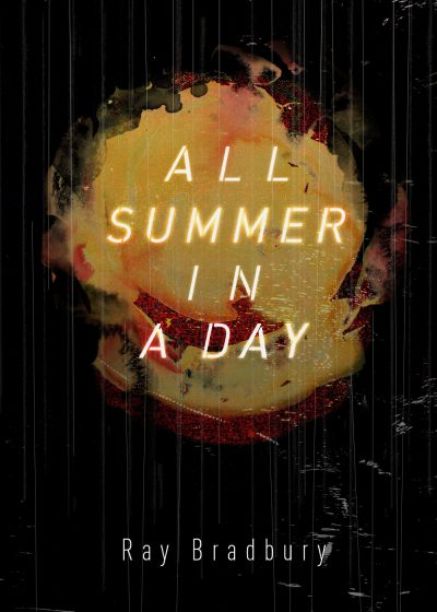 picture about All Summer in a Day Worksheet titled All summertime inside of a working day - Time period paper Pattern