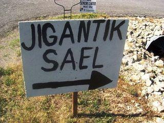 Jigantik-sale