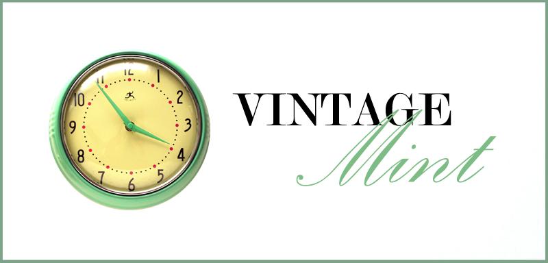 Vintage mint