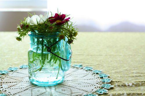 Pretty jar