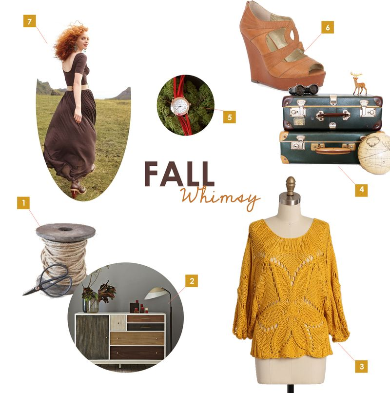 Fall whimsy