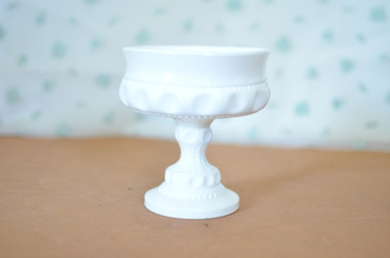 Globlet style compote