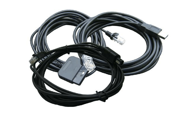 AkiShop Customs - RJ45 to Sony PS1/PS2 Cable