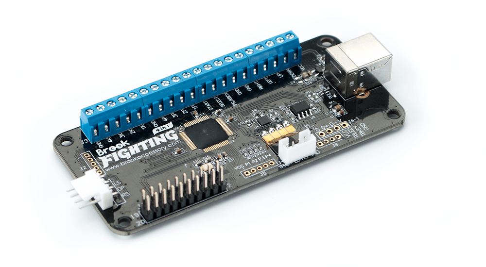 Brook Universal Fighting Board - Pre Soldered for Panzer Fight Stick 3