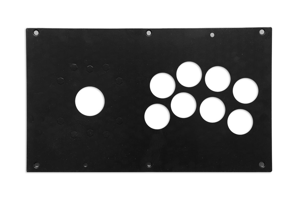 Madcatz TE2 Replacement Panel Kit - Type N [HYBRID PANEL]