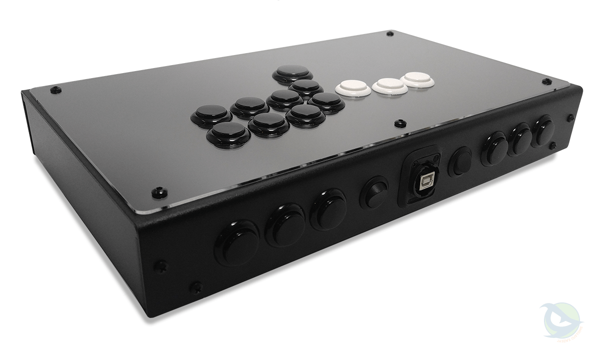 Panzer Fight Stick 3 [HITBOX] - Assembly Service