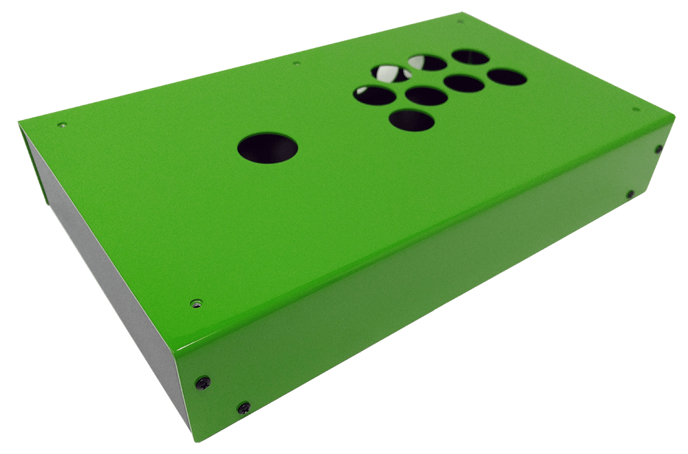 Panzer Fight Stick 3 Korean Edition - DIY Kit [Emerald Two Tone]