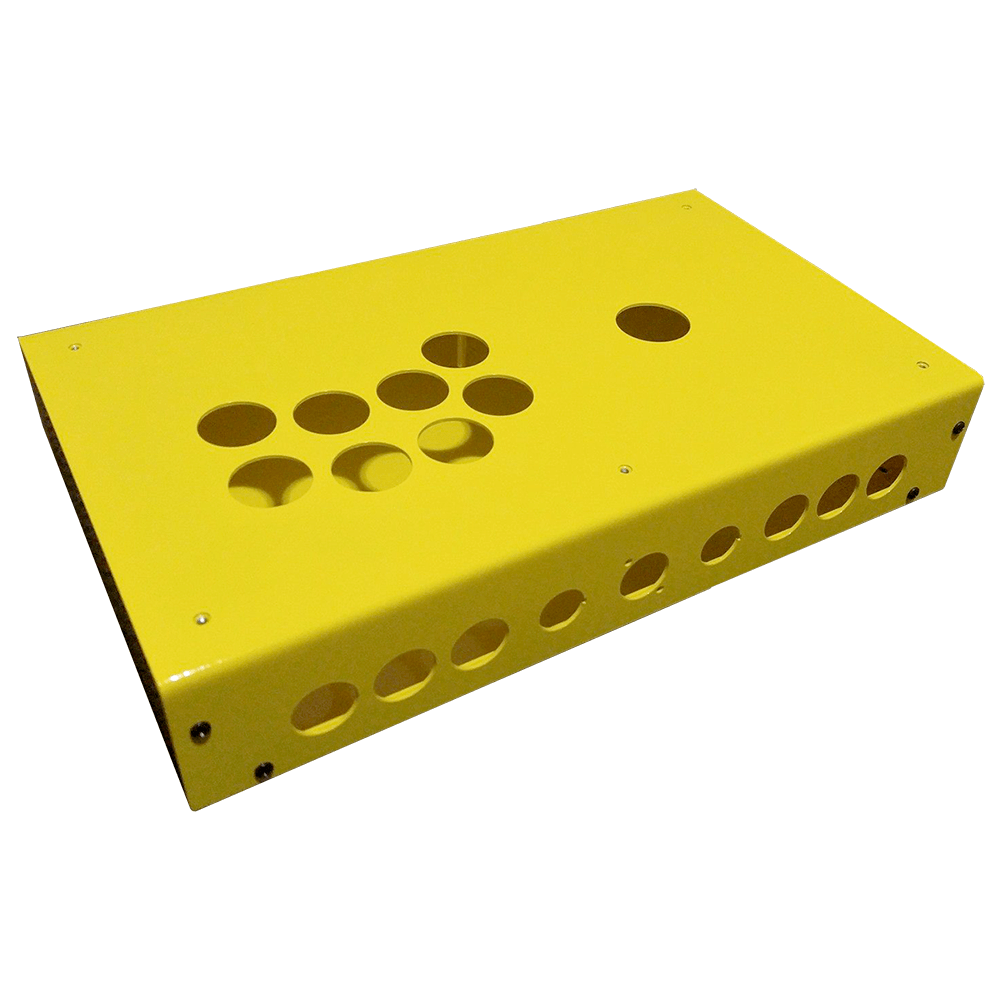 Panzer Fight Stick 3 - DIY Kit [Aero Yellow Edition]