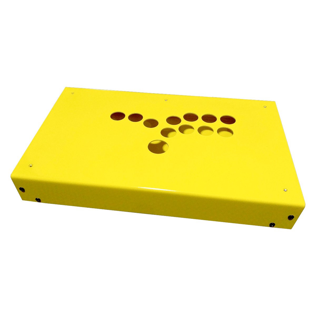 Panzer Fight Stick 3 HitBox - DIY Kit [Aero Yellow Edition]