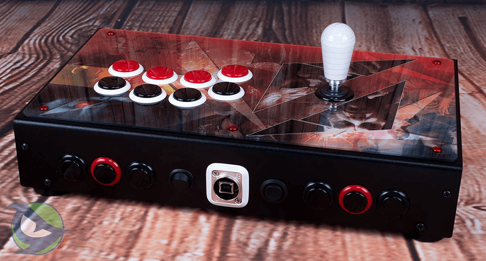 Panzer Fight Stick 3 - [KOREAN EDITION] - Fully Assembled