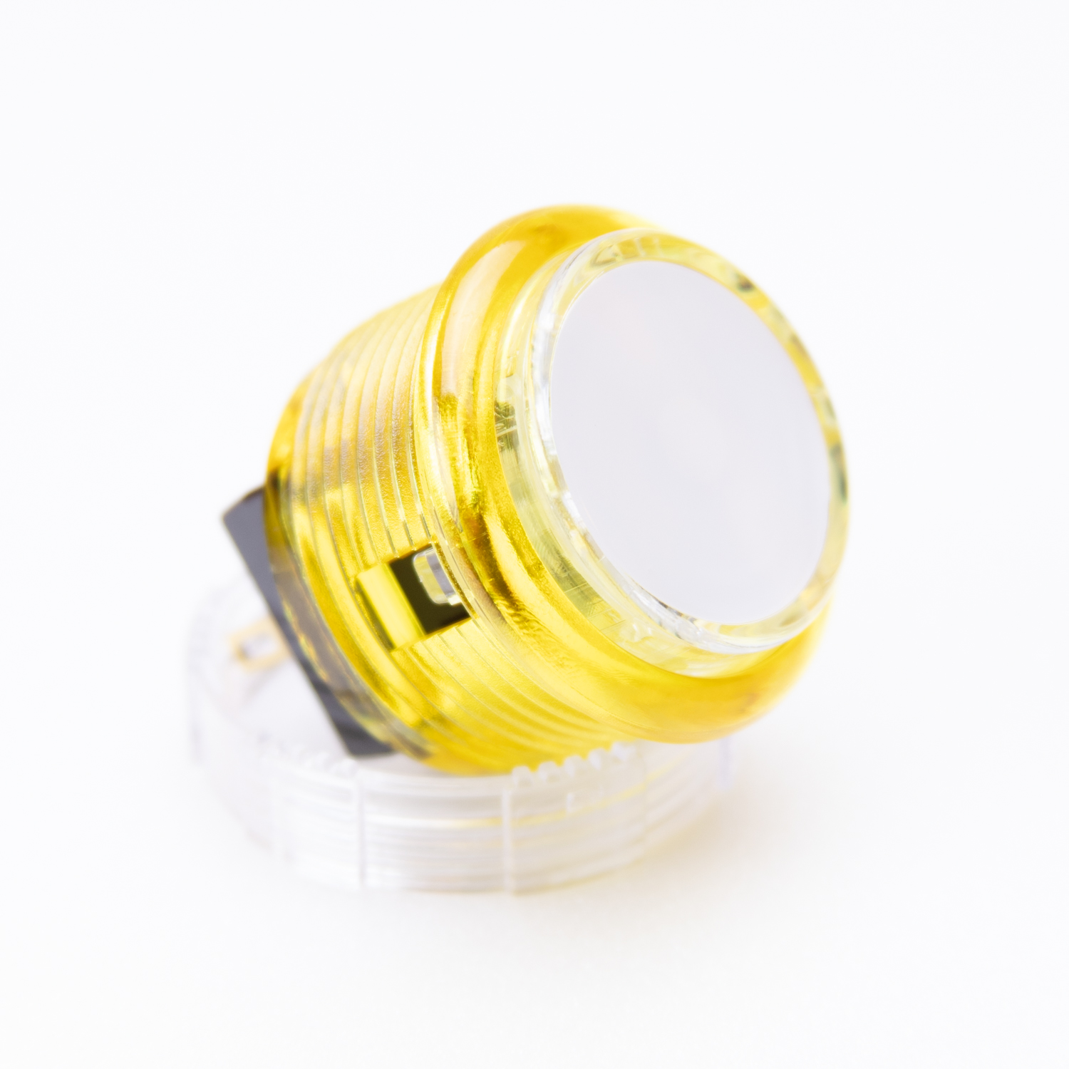 Samducksa 30mm Translucent [Yellow / White Cap]