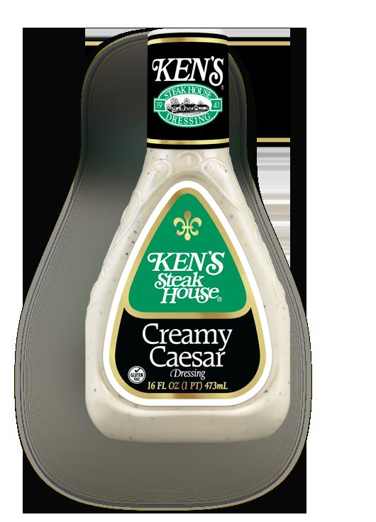 Creamy Caesar Dressing