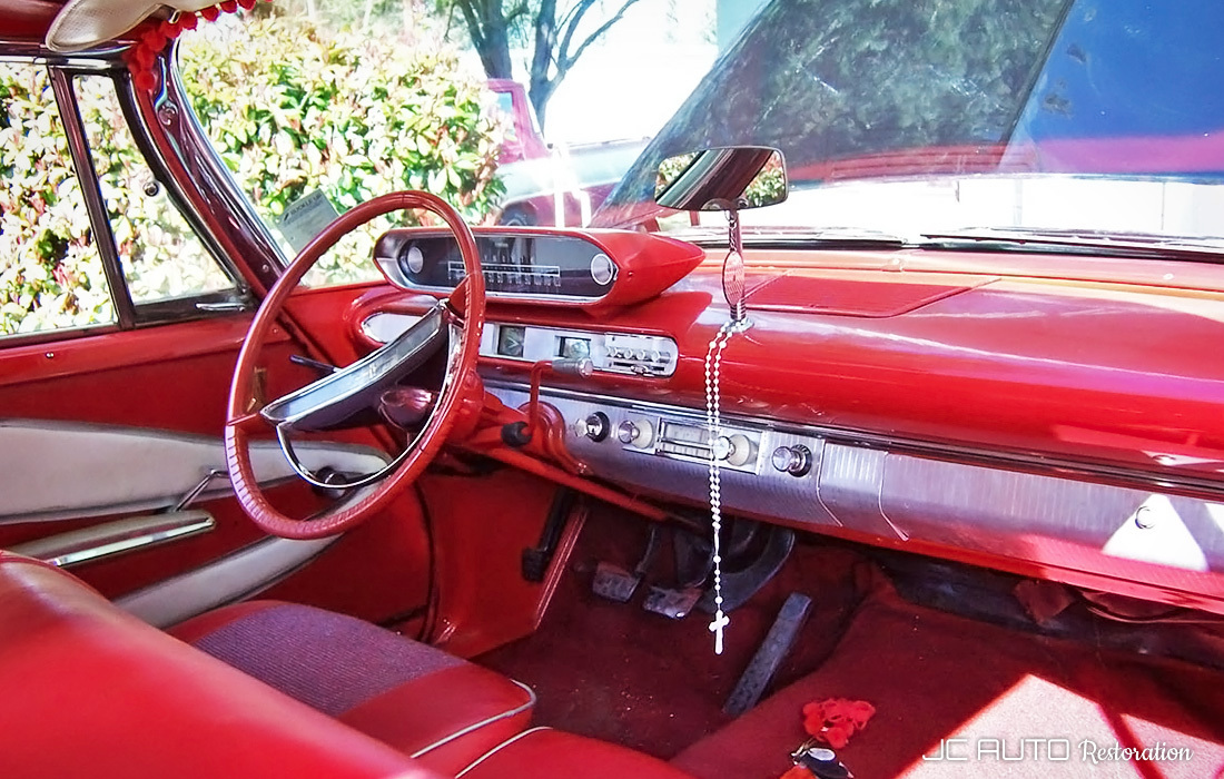 Don's custom interior