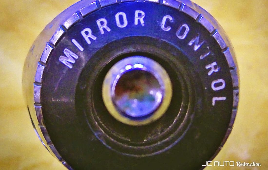 Mirror remote control