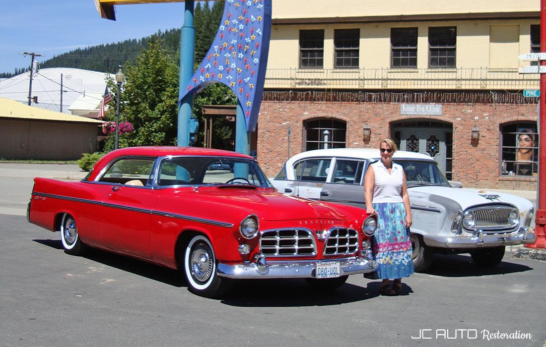 July 2008, Wallace, Idaho