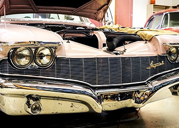 1960 Imperial Crown Coupe