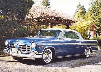 1956 Chrysler Imperial Southampton