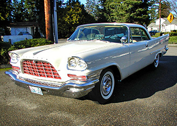 "1958 Chrysler 300-D, ""Darla"""