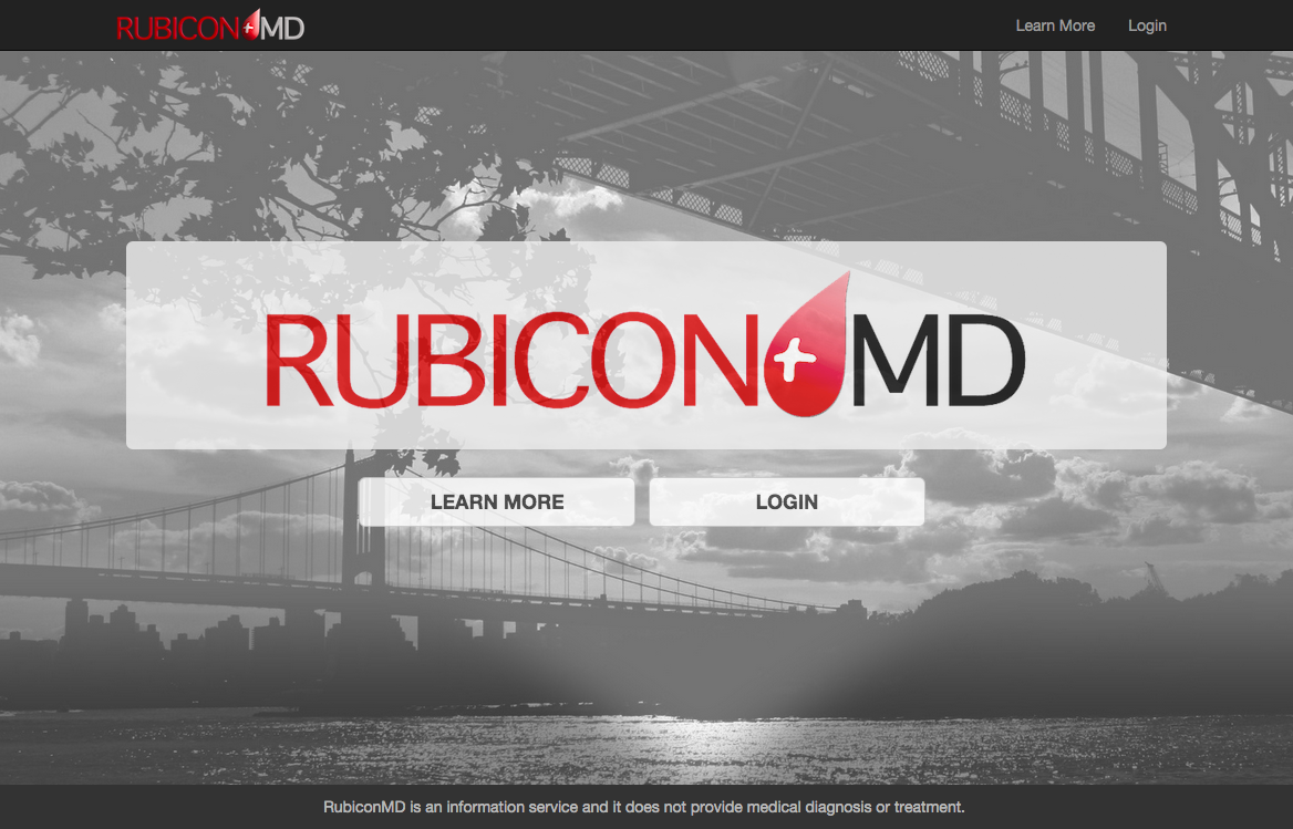RubiconMD Website