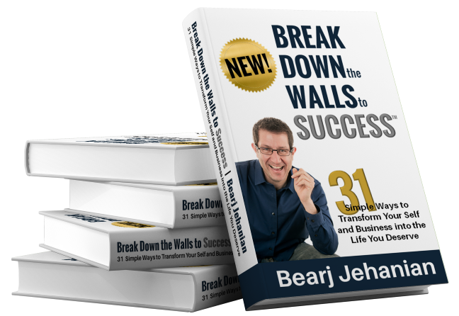 Break Down the Walls to Success