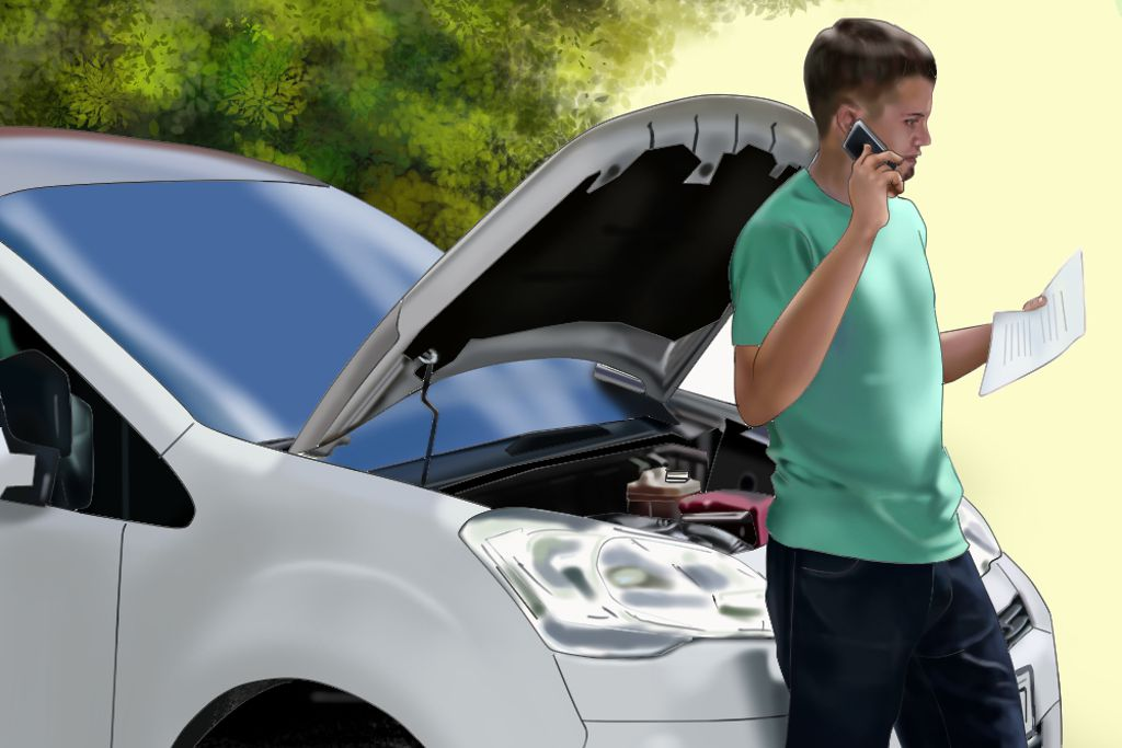 How To Report A Car Accident To Your Car Insurance Company Jerry