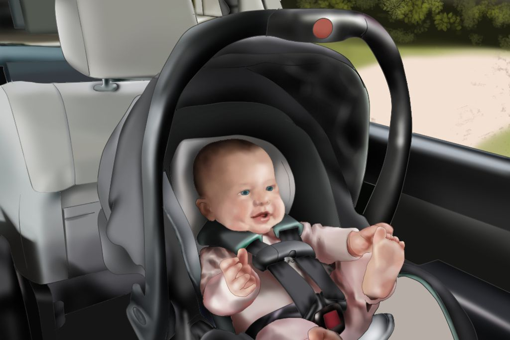 Why You Should Replace Child Car Seats After A Accident