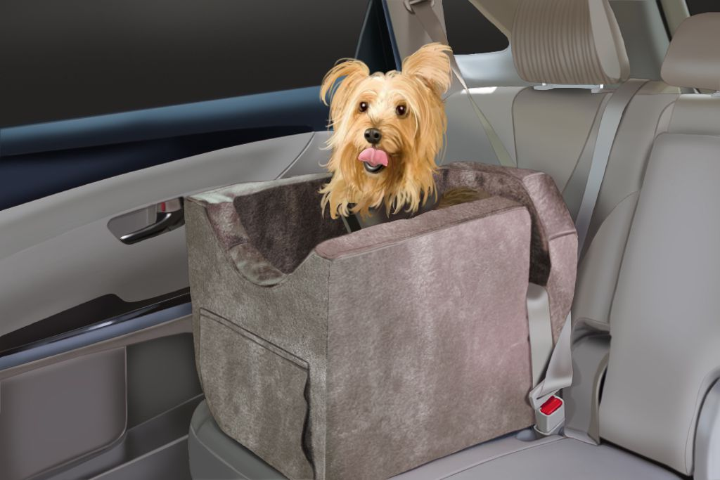 How to Buy and Install a Dog Car Seat | Jerry Advice