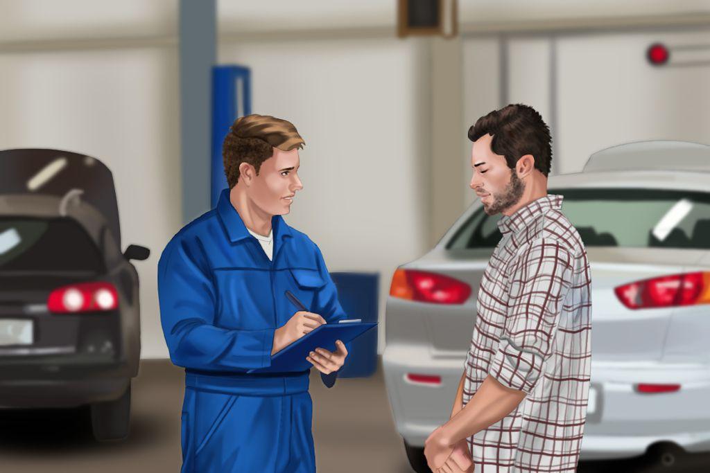 auto mechanics labor guide
