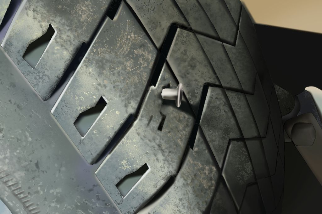 Tire Patch Cost >> Nail In Tire How To Remove And Repair A Puncture Jerry Advice