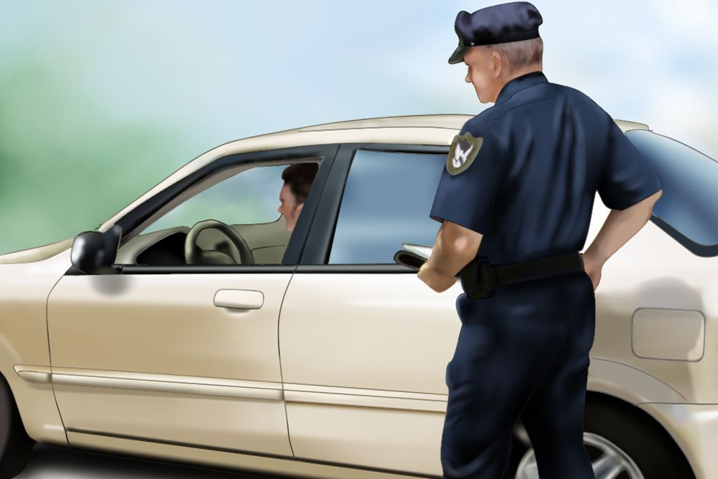 How Police Catch Uninsured Drivers | Jerry Advice
