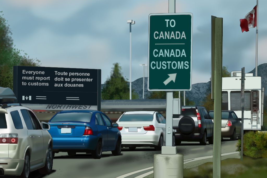 Does My Car Insurance Cover Me if I Cross the U.S. Border ...