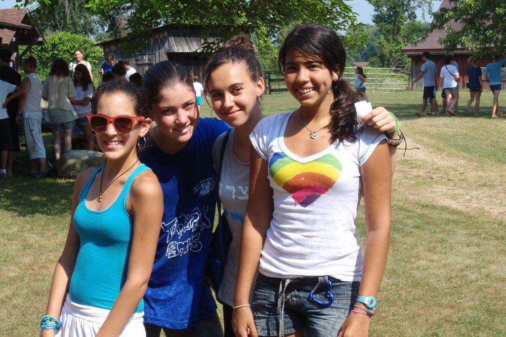 israeli camper program jewish federation of metropolitan detroit