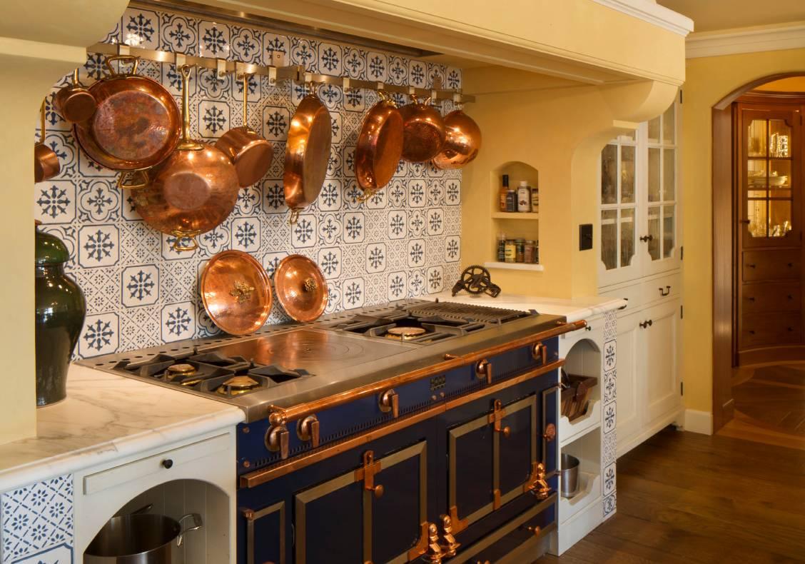 French Country Style Kitchen John Malick Amp Associates