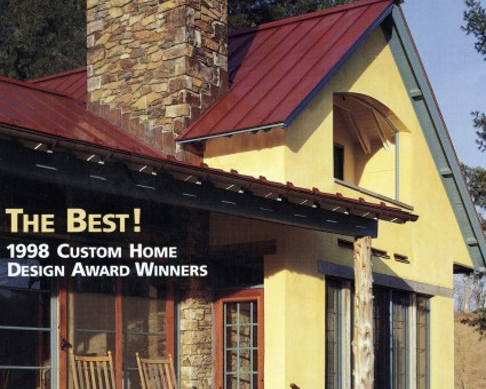 Custom Home Design Grand Award