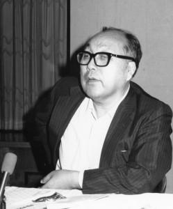 合化労連委員長 太田  薫 写真 1